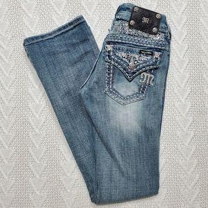 Miss Me JE51W4B13L Boot Women's Jeans
